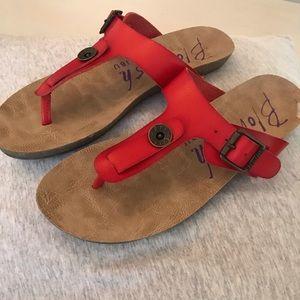 Shoes - Blowfish Malibu flipflops